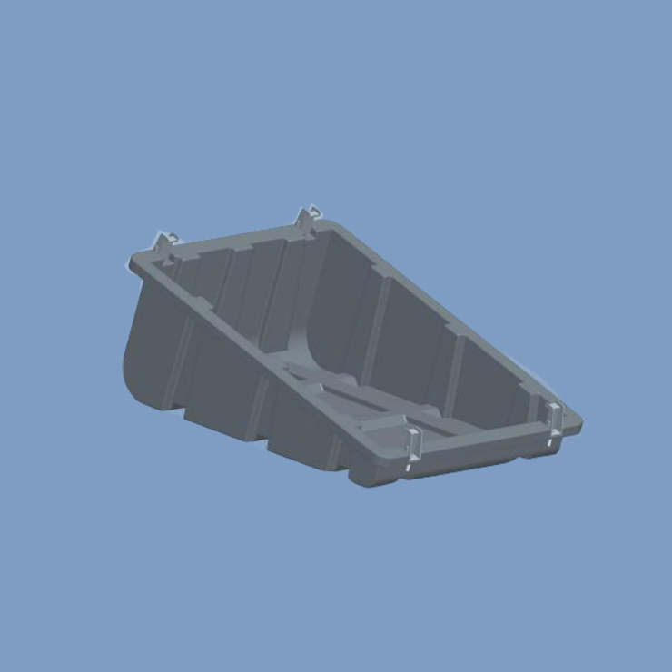 PP Plastic Rooftop Solar Panel Topper Floating Solar PV Mounting Manufacturer Co., Ltd.