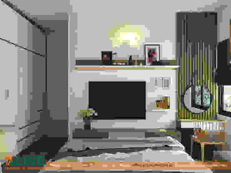 by NỘI THẤT XLINE Modern Wood Wood effect
