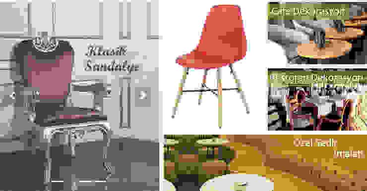 de Sandalye Çeşitleri Moderno