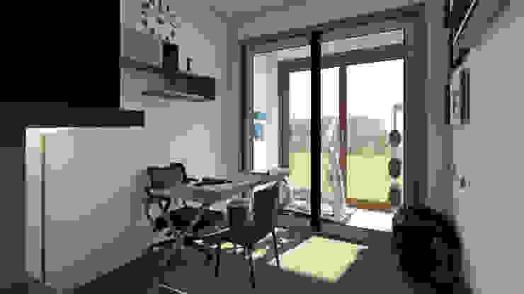 Moderne Esszimmer von Arkiline Arquitectura Optativa Modern