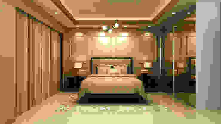Moderne Schlafzimmer von De Panache Modern