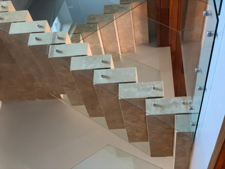 Casa Diagono de Maximiliano Lago Arquitectura - Estudio Azteca Moderno