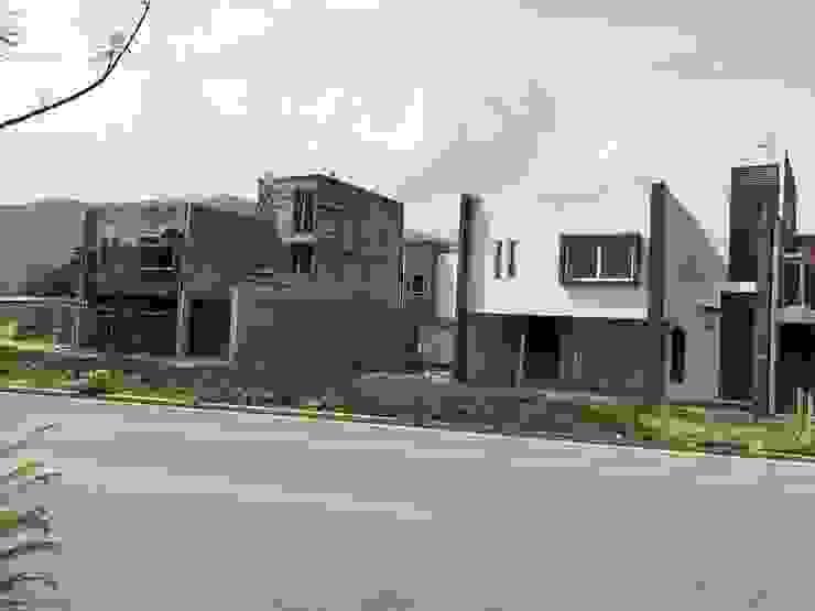 Fachada de Ideas Arquitectónicas Moderno Concreto