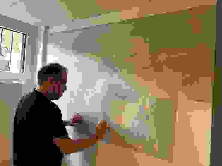 Schlag auf Schlag zum Schlagzeug ab-design GmbH Moderne Wohnzimmer