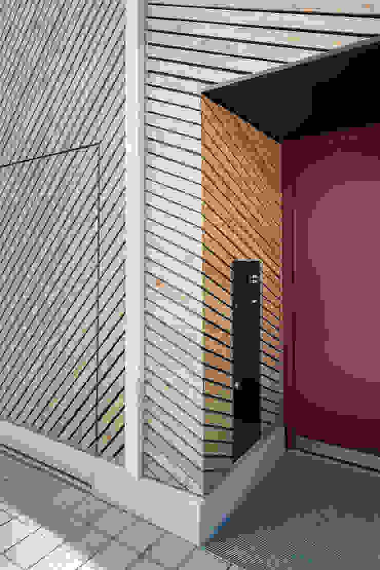 Hausfuchs - Außenansicht IFUB* Holzhaus Holz