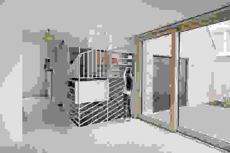 Hausfuchs - Haus Ost IFUB* Treppe