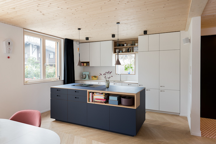 IFUB* Kitchen units Blue
