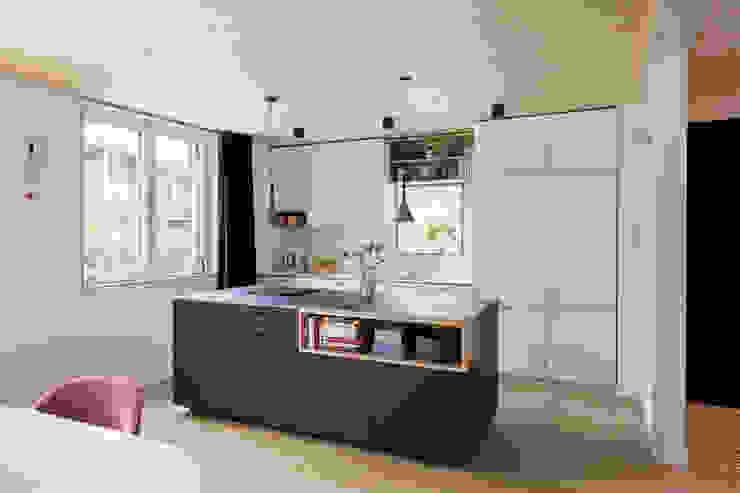 Hausfuchs - Haus West IFUB* Küchenzeile Blau