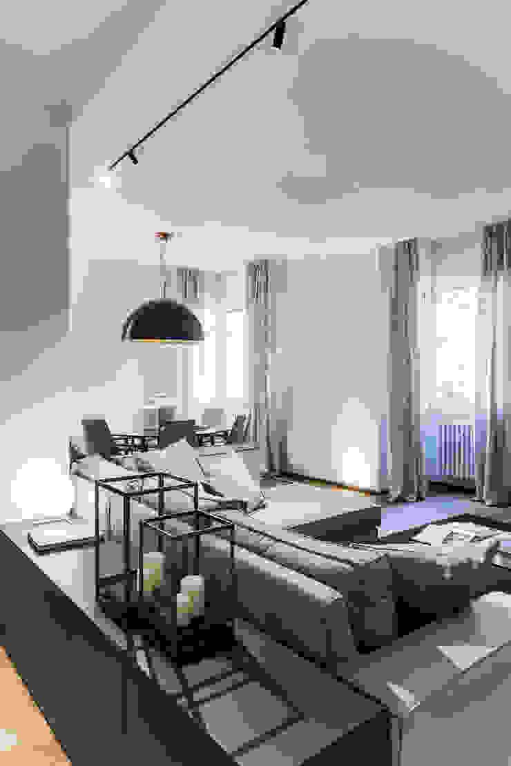 Lucia Bentivogli Architetto ห้องนั่งเล่น