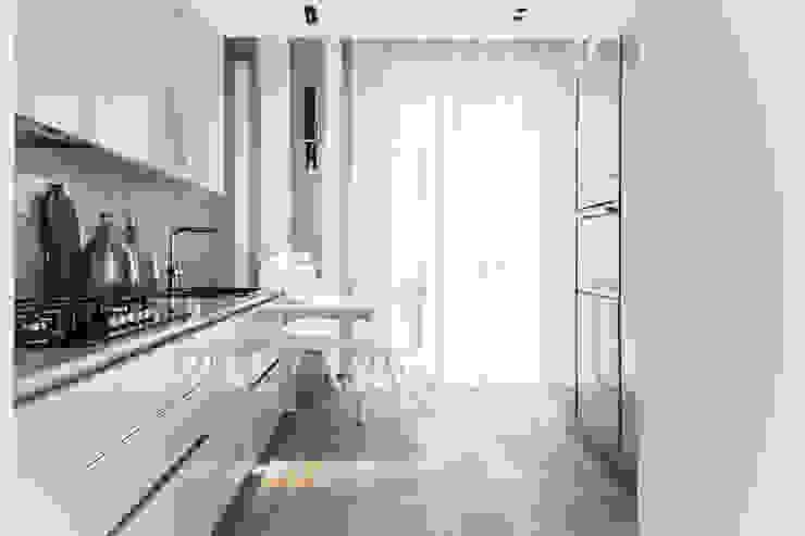 Lucia Bentivogli Architetto ห้องครัว