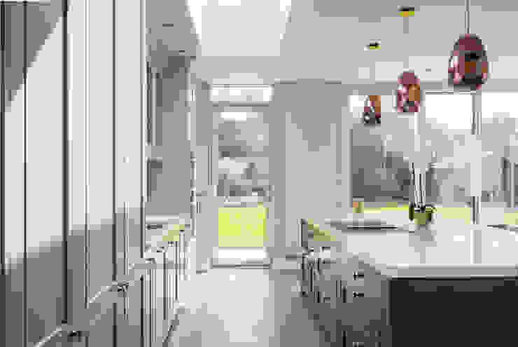 kitchen interior Marvin Windows and Doors UK KitchenCabinets & shelves