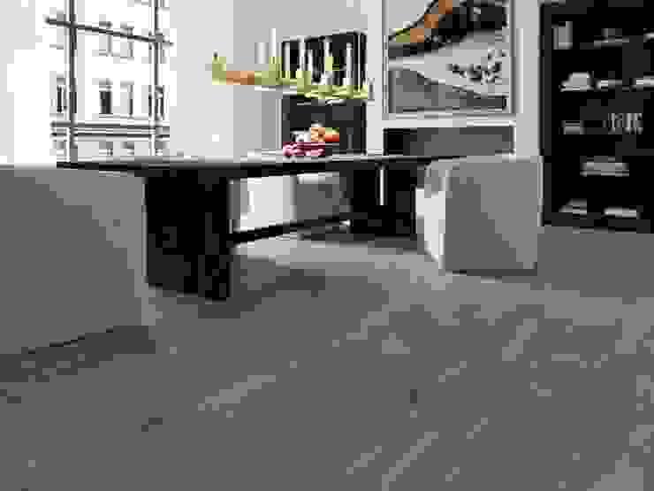 Interceramic MX Rustic style dining room Ceramic Grey