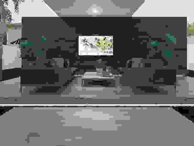 Moderner Garten von Interceramic MX Modern Keramik