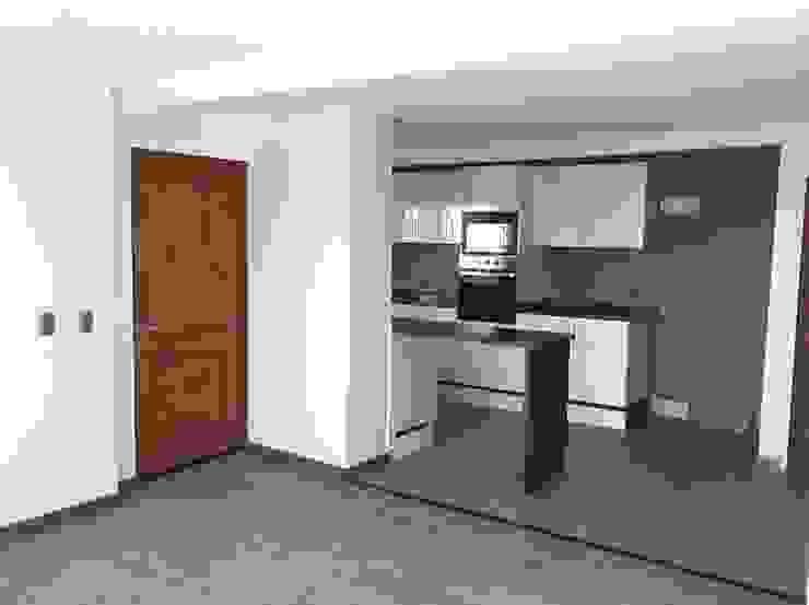 Vivienda Mediterráneo EIFS 131m2 de Casas Metal Mediterráneo Granito