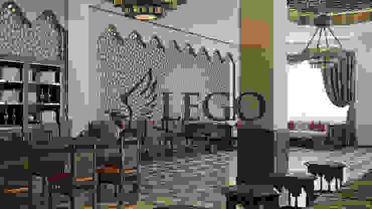Millet Kıraathanesi Lego İç Mimarlık & İnşaat Dekorasyon Klasik Ahşap Ahşap rengi