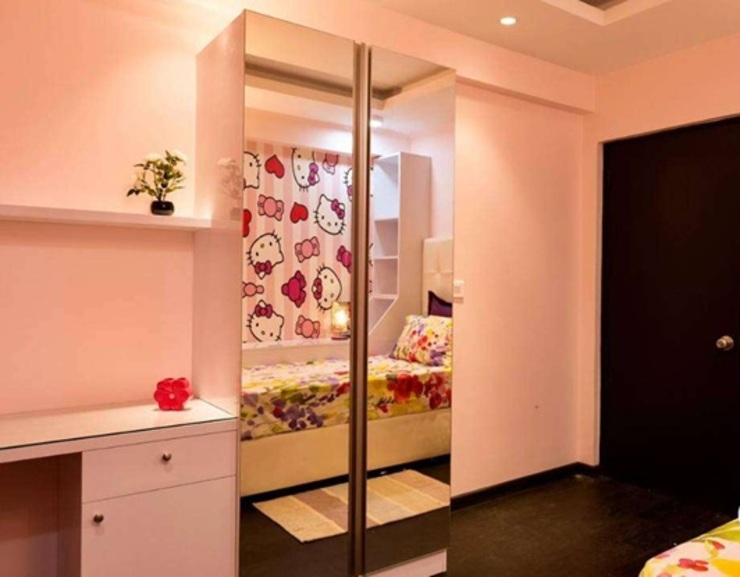 Homagica Services Private Limited Nursery/kid's roomWardrobes & closets