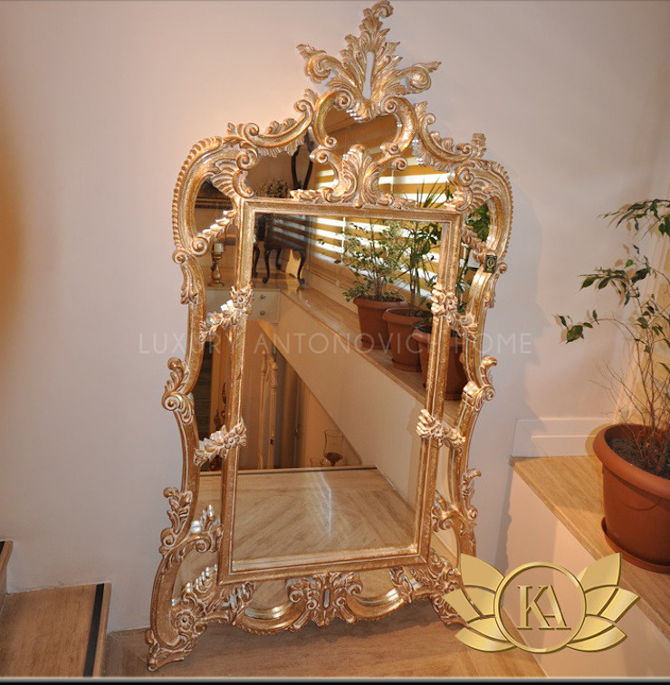 Different Extravagant Mirrors to Use for Your Next Interior by Luxury Antonovich Design