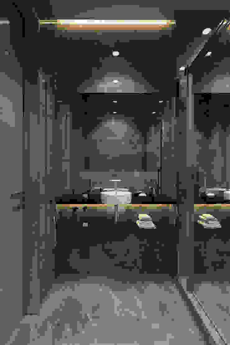 Baños de estilo clásico de 'INTSTYLE' Clásico Granito