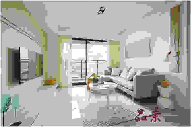 居家的溫度->來點銀杏色彩吧!! 根據 品茉空間設計(夏川設計) 北歐風