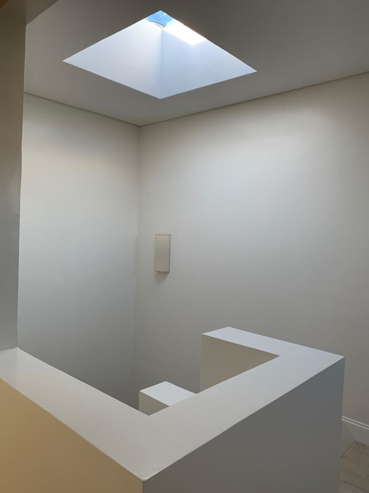 La escalera de Estudio Dillon Terzaghi Arquitectura - Pilar Clásico Vidrio