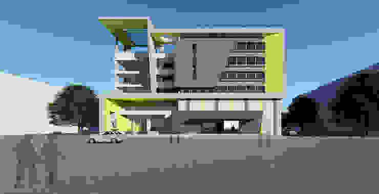 辦公室新建案 根據 尋樸建築師事務所 工業風