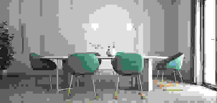 Sala da pranzo Sala da pranzo in stile classico di LoPa Architects Classico