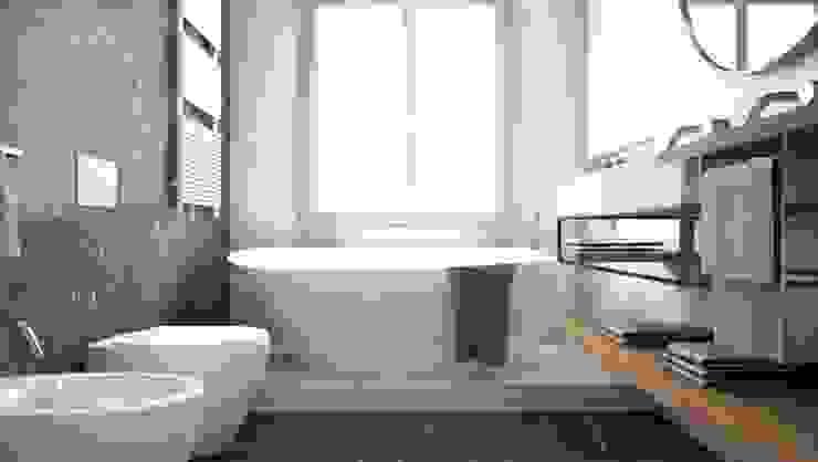 Bagno Bagno in stile classico di LoPa Architects Classico