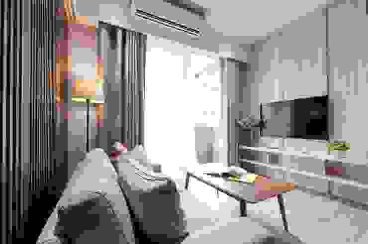 回家後 根據 問李室內裝修有限公司 北歐風 木頭 Wood effect