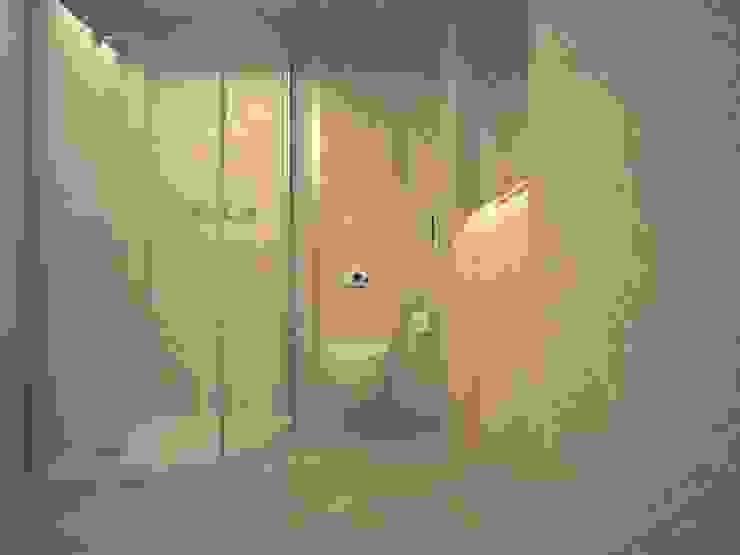 Mekgrup İç Mimari ve Dekorasyon – Banyo Tasarımı: modern tarz , Modern Ahşap Ahşap rengi