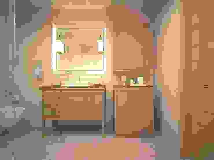Banyo tasarımı uygulaması Mekgrup İç Mimari ve Dekorasyon Klasik Ahşap Ahşap rengi