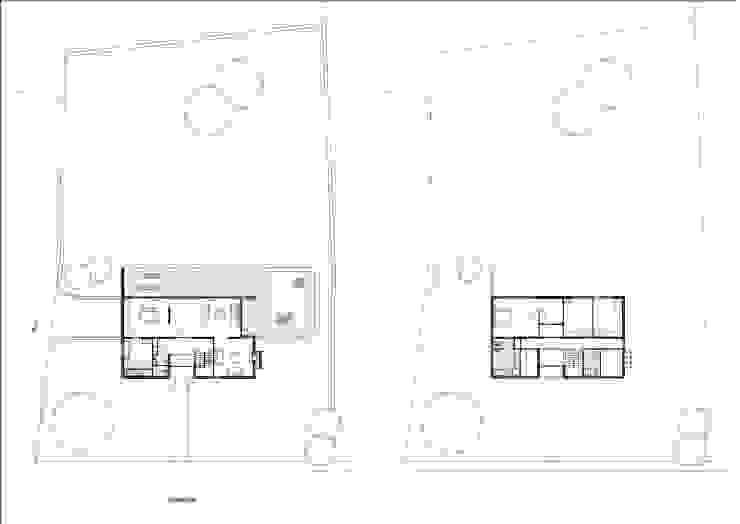 Woonhuis Kanne (België) van Verheij Architecten BNA Modern