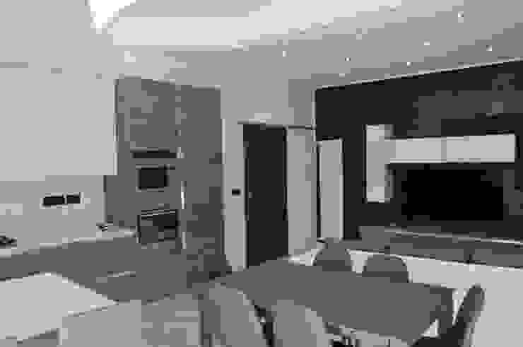 Casa P45 di ArchitetturaTerapia® Moderno PVC