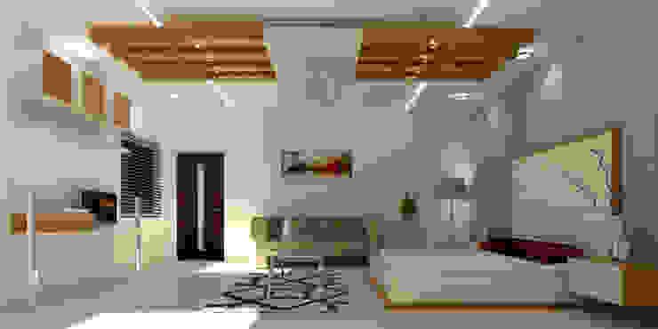 Interior Designing Of Duplex House By