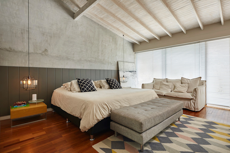 Rustieke slaapkamers van CAJA BLANCA Rustiek & Brocante