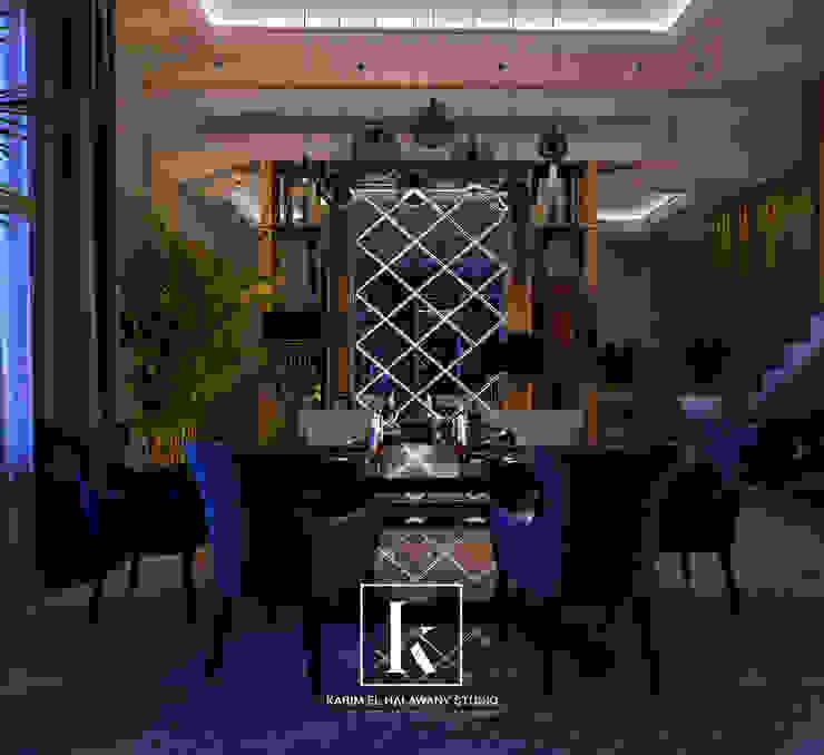 Klasik Yemek Odası Karim Elhalawany Studio Klasik