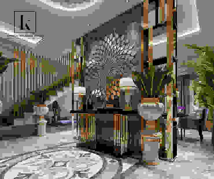Klasik Koridor, Hol & Merdivenler Karim Elhalawany Studio Klasik