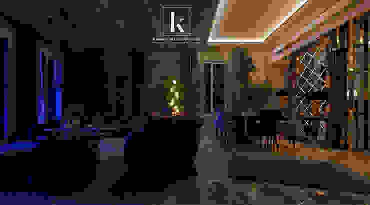 Klasik Oturma Odası Karim Elhalawany Studio Klasik