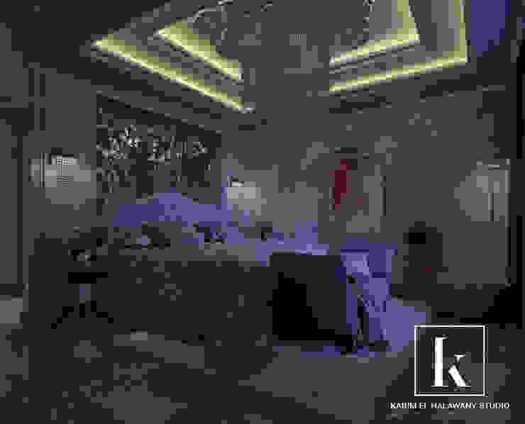 Klasik Yatak Odası Karim Elhalawany Studio Klasik