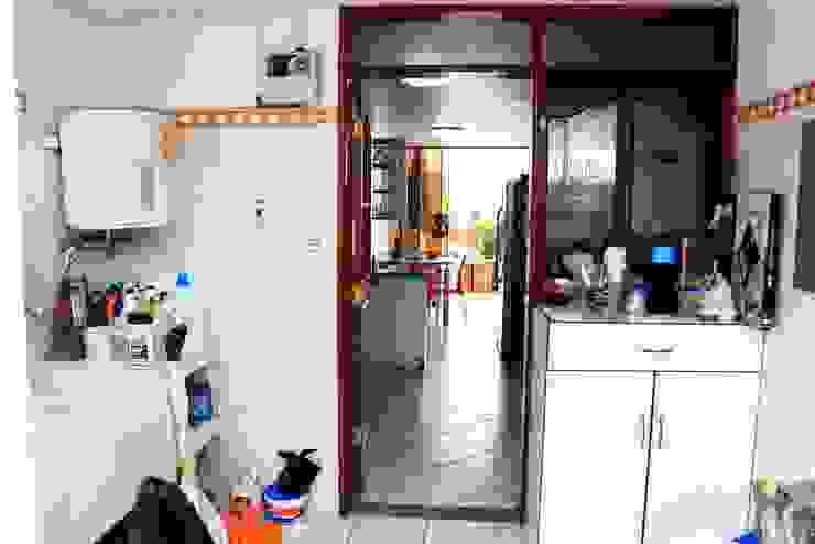 Ex lavandería antes de ser integrada. de Alexander Congonha