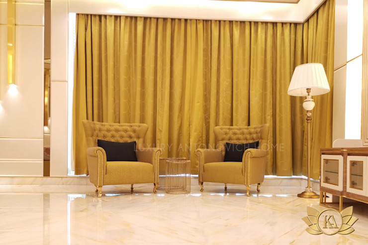 High Quality Upholstered Furniture by KA Furniture by Luxury Antonovich Design