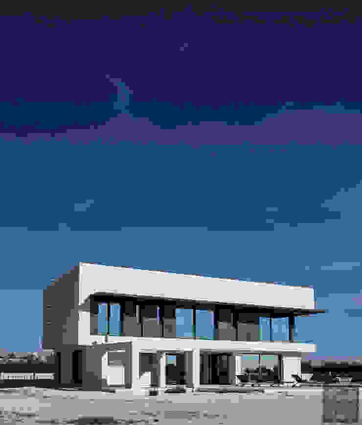CASA_Z de Bioarquitectura Moderno