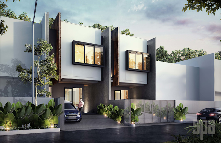 DPT Housing units Oleh Simple Projects Architecture