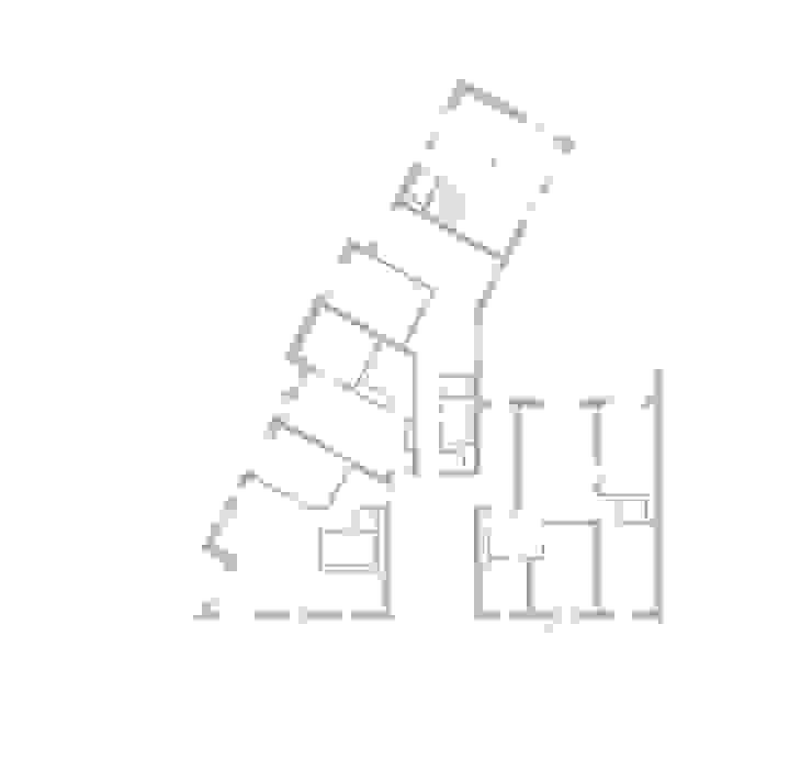 ที่เรียบง่าย  โดย SEHW Architektur GmbH, มินิมัล