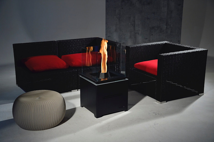 RF Design GmbH Garden Fire pits & barbecues