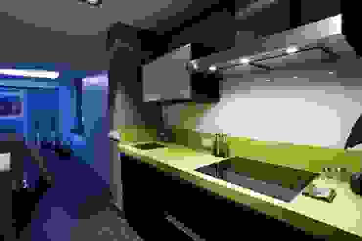 par Domonova Soluciones Tecnológicas para tu vivienda en Madrid Moderne