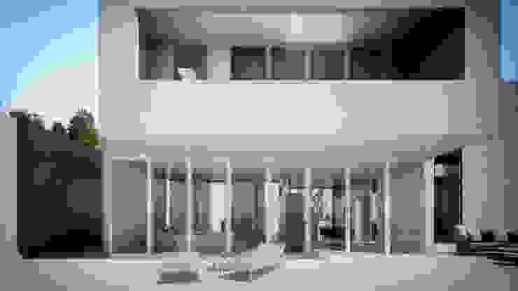 Salón Delantero Salones de estilo minimalista de S-AART Minimalista
