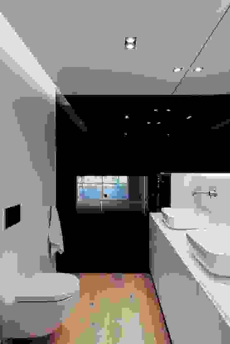Studioapart Interior & Product design Barcelona Minimalist style bathroom Stone