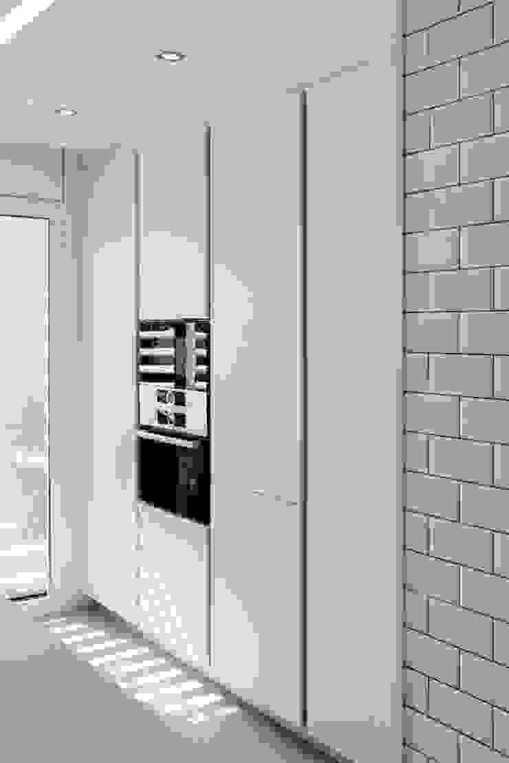 Studioapart Interior & Product design Barcelona Kitchen Wood-Plastic Composite