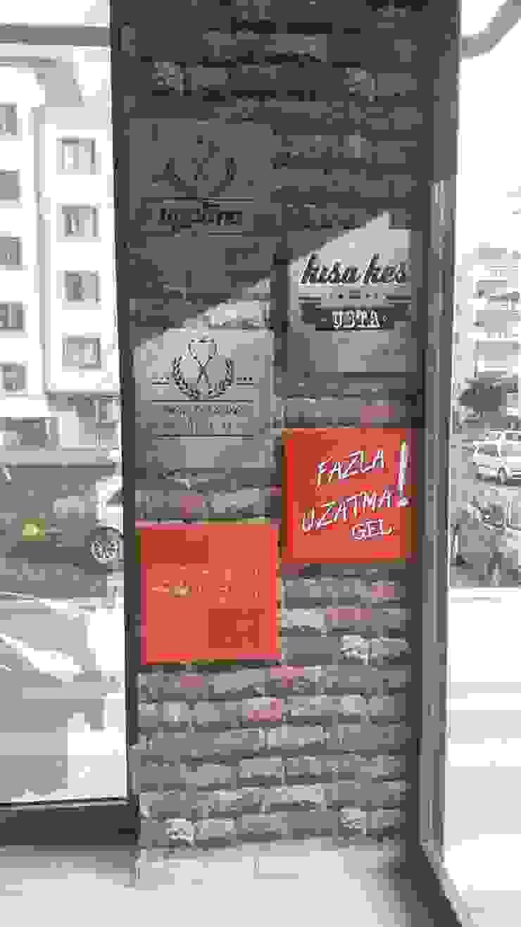 Kuafor Ve Guzellik Salonu Dekorasyonu Homify