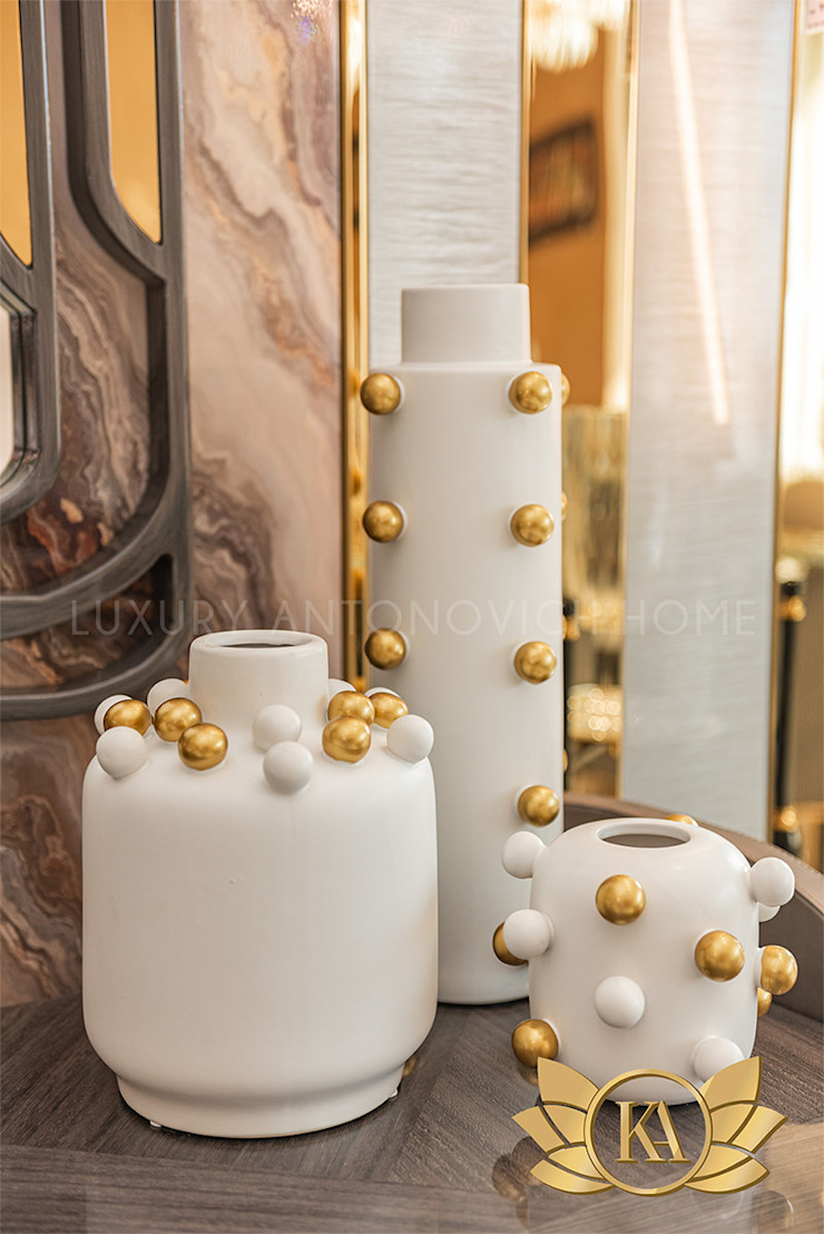 Royal Home Accessories to Avail by Luxury Antonovich Design